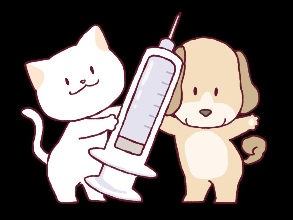 小児科の予防接種